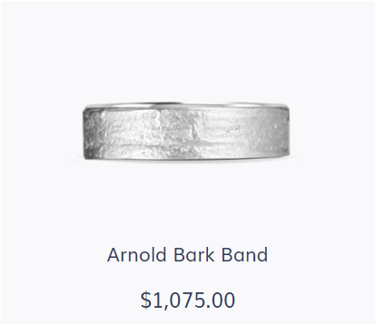 Arnold Wedding Band - Shop The Look